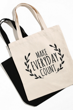 Eco-Friendly-Reusable-shopping-canvas-tote-bag