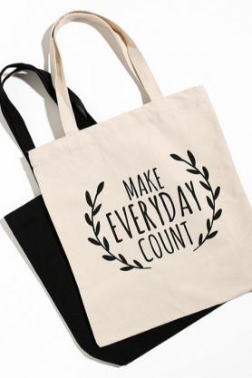 Eco-Friendly-Reusable-shopping-canvas-tote-bag